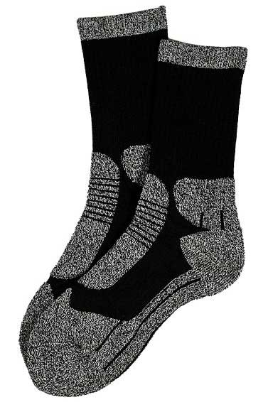Climbing Socks Black