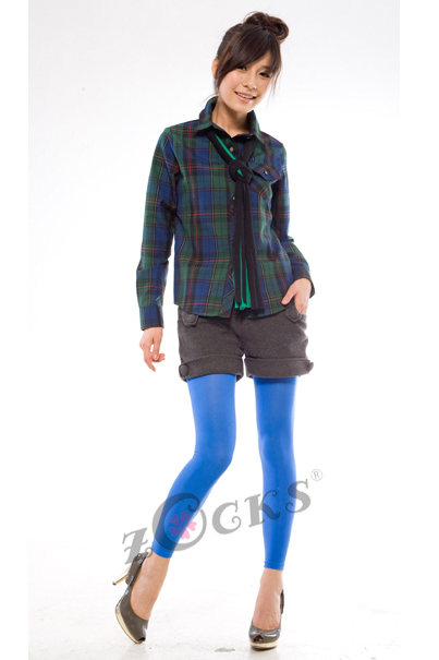 Legging 100D in Blue